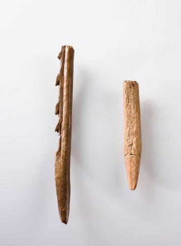 Harpon magdalénien