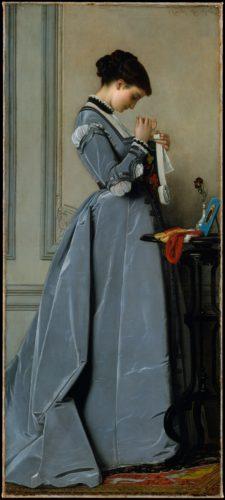 Pénélope, MARCHAL Charles-François, 1868, huile sur toile. The Metropolitan Museum of Art - Dépt. des Peintures © The Metropolitan Museum of Art