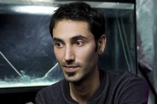 Portrait Hicham Berrada