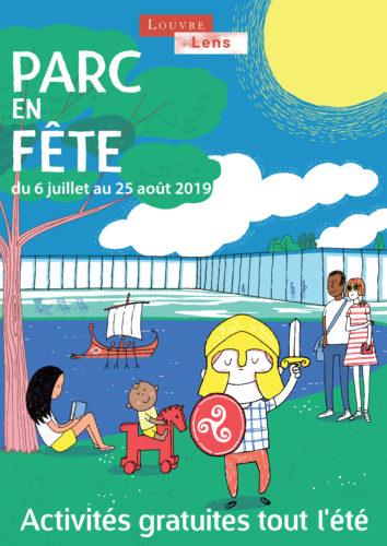 Affiche Parc en fete 2019