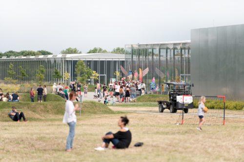 Parc en fête 2019 - crédit: Frédéric Iovino / Louvre-Lens
