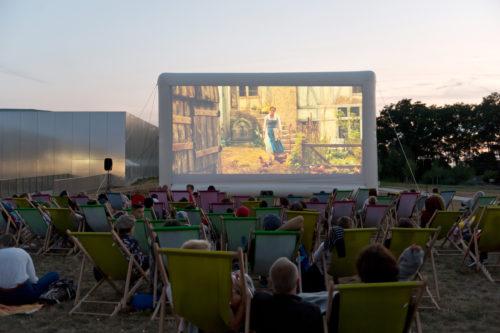 Parc en fête - crédit: Frédéric Iovino / Louvre-Lens