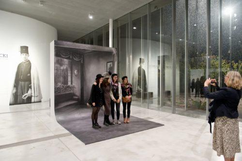 Exposition Zgorecki Louvre-Lens - credit Frédéric Iovino