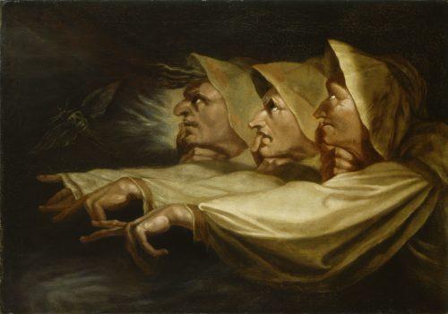 1Les Trois Sorcieres – Johann Heinrich FUSSLI – 1783  Kunsthaus Zrich-jpg