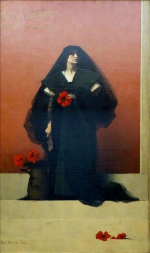 3Enigme – Alfred AGACHE – 1888  C- Lancien C- Loisel Reunion des Musees Metropolitains Rouen Normandie-JPG