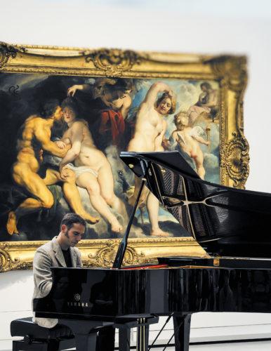 Festival Muse&Piano - Concert en Galerie du temps