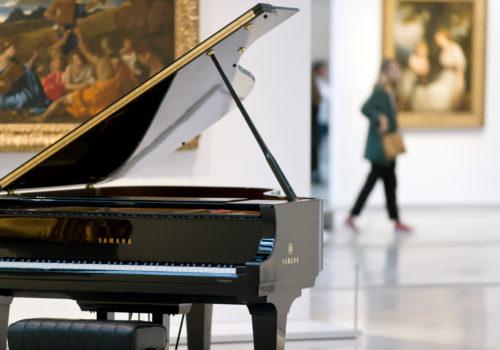 Festival Muse&Piano - Galerie du temps