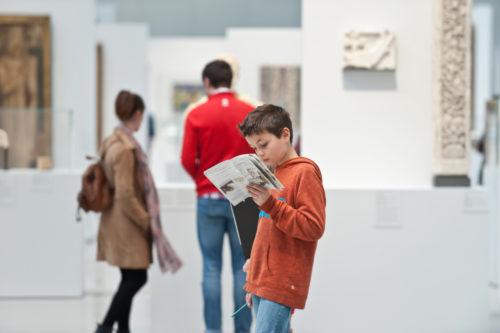 Galerie du temps – enfants  F- Iovino  Louvre-Lens-jpg