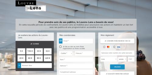 Plateforme de don sur louvrelens-fr-PNG