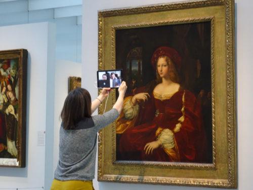 Visite virtuelle Galerie du temps CP  DR – Louvre-Lens-jpg