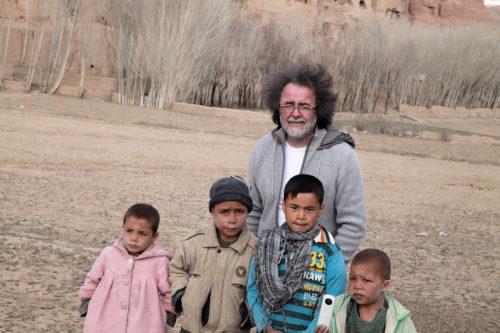 Les enfants de Bâmiyân