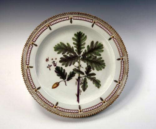 Service « Flora Danica »-2 © The Royal Danish Collection / Kitt Weiss