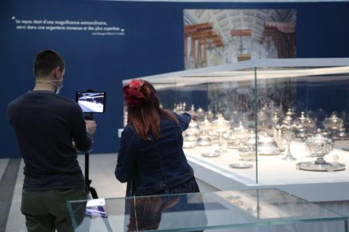 Visite guidée en direct à distance-2 © Louvre-Lens / DR