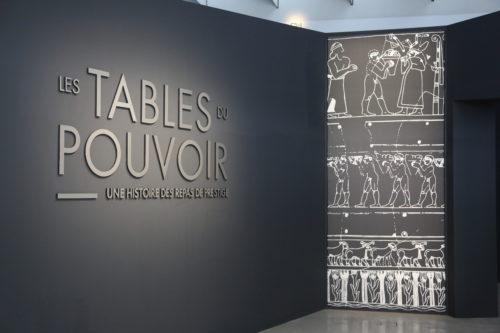 Entree exposition Les Tables du pouvoir © Louvre-Lens / DR